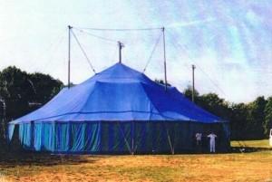 Flot Brugte telte | Salg af brugte telte - Vi har de rette telte til en MJ-48