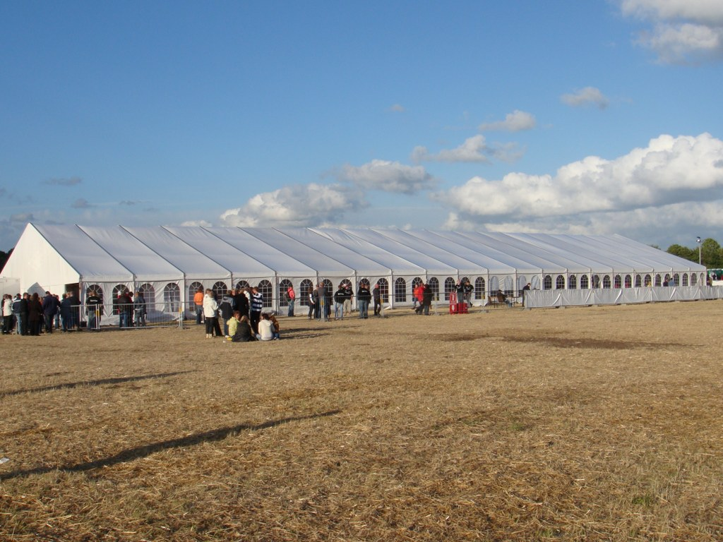 Vellidte Brugte telte | Salg af brugte telte - Vi har de rette telte til en AD-75