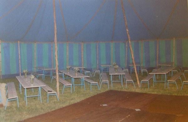 Populære Brugte telte | Salg af brugte telte - Vi har de rette telte til en MG-42